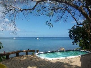 The Jellyfish Studio Villa has awesome Ocean Views - Roatan vacation rentals