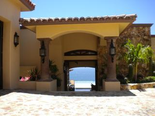The first thing you see when entering the gates of Villa Gran Vista - Villa Gran Vista - Cabo San Lucas - rentals