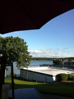 quaint lake cottage with great view - Hot Springs vacation rentals