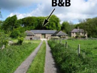 The B&B within the courtyard... - Top Parts Bed and Breakfast. - Dorset - rentals