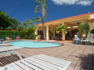 Hacienda Ensenada-4 Acre Beachfront Home in Rincon, Puerto Rico - Rincon vacation rentals