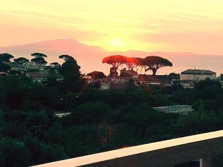 studio penthouse with stunning view - Piano di Sorrento vacation rentals