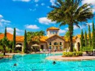 The large pool at Tuscana - Luxurious 2 Bed/2 Bath Condo Near Disney! - Davenport - rentals