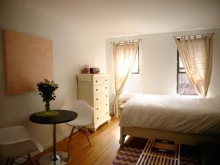 Sunny New Renovated Designer Studio E. VILLAGE - New York City vacation rentals