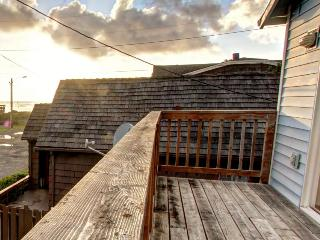 Dog-friendly, oceanview home close to downtown and the beach! - Rockaway Beach vacation rentals
