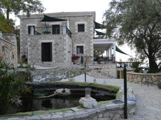 Mikro Lemoni 55m² Stone Villa, 2 terraces, seaview - Lefkas vacation rentals