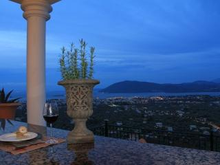Lemoni 65m² new Stone Villa, two terraces, seaview - Lefkada Town vacation rentals