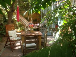 Amazing designed 2br+Living Room+Garden, Central TLV, Jul-Aug. Rothshild/Shenkin - Tel Aviv vacation rentals