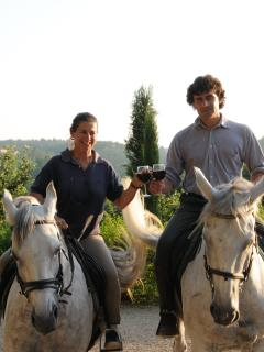 Horse Riding Holidays and Farmhouse in Tuscany - Castelnuovo Berardenga vacation rentals