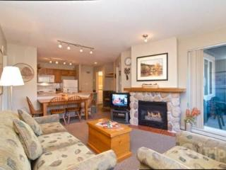 Eagle Lodge 2Bed, 2 Bath Eagle Lodge Condo with beautiful Mountain View unit # 432 - Whistler vacation rentals