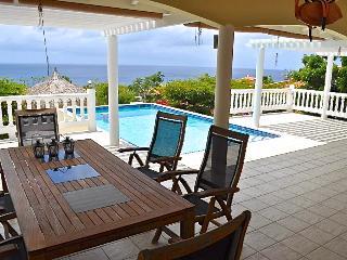 Villa Ocean Paradise, luxe villa met ocean view - Willibrordus vacation rentals