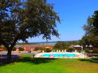 Condo, Lakeview near Marina, park, river. Patio - Canyon Lake vacation rentals