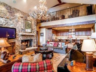 Spectacular Snowcloud Lodge Penthouse, Ski in/ski out with fireplace and patio - Beaver Creek vacation rentals