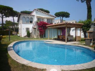 S AGARO COSTA BRAVA SPAIN villa TEIXIDOR - Platja d'Aro vacation rentals