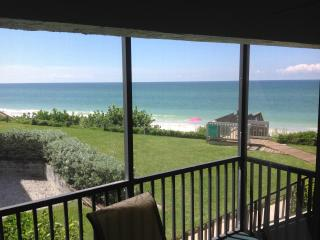 Spectacular Gulf Front Condo, 30 Feet to the beach, 2 Bedroom, 2 Bath, La Coquina Complex - Englewood vacation rentals