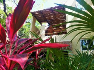 Casa Huuh. Studio B. Best location with garden!!! - Tulum vacation rentals