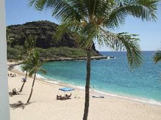 This is your beachfront! - Beachfront Condo Right on the Sand!  Reasonable! - Waianae - rentals