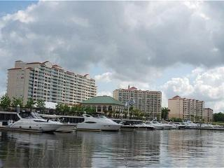 Splendid 3BR waterfront condo, Yacht Club 3-303!!! - North Myrtle Beach vacation rentals