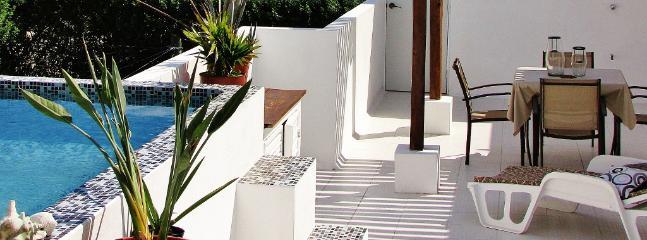 Terrace with relaxing pool and private pergola - CASA NAAJ 3, Dreaming Apartment (2-4 people) - Playa del Carmen - rentals