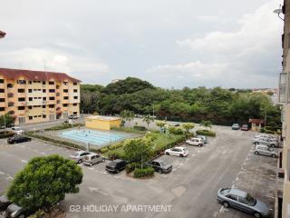 Cozy Holiday Apartment in Melaka City Centre. - Melaka vacation rentals