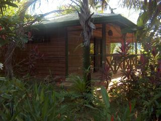 luxuriant- garden chalets east - Puntarenas vacation rentals