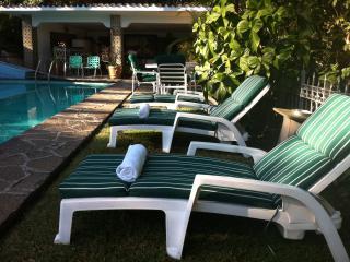 Vintage Villa Amecameca w/ Pool, Tropical Gardens & Best Location - Cuernavaca vacation rentals