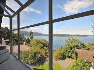Unique 3 Bedroom Sidney Area Ocean Front Home with Beach Access - North Saanich vacation rentals