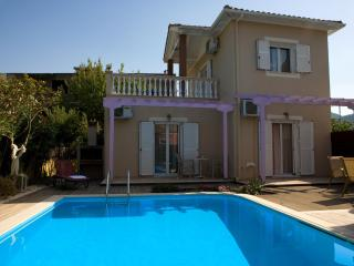 Private villa with swimming pool, bbq, walk to Nid - Lefkas vacation rentals