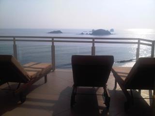 Luxury 5 Star Condo Ixtapa Beachfront Sunset Views - Guerrero vacation rentals