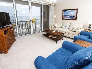 IP 614 - 6th floor BEACH front 2 BR, FREE BEACH SERVICE, Golf, snorkeling - Fort Walton Beach vacation rentals
