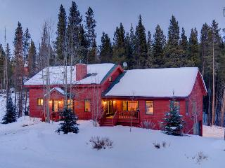 Secluded home near river with gondola parking passes, game room, and hot tub! (secluded, gondola parking passes) - Snowy River Retreat - Breckenridge vacation rentals