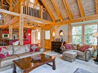 Beautiful mountain home 600yds from slopes with hot tub, pool table, free shuttle (600 yds to slopes, free shuttle) - Timber Peak Lodge - Breckenridge vacation rentals