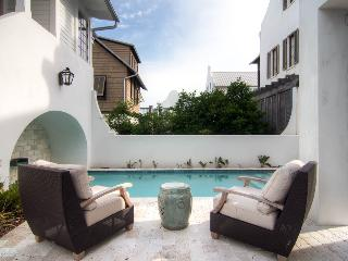 Stylish modern home in the heart of Rosemary Beach with its own pool and amazing views from the balcony! - New Providence Main H - Rosemary Beach vacation rentals