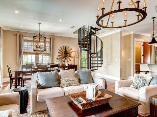 Luxurious home in heart of Rosemary Beach with private hot tub and pool - The Cabana House - Rosemary Beach vacation rentals