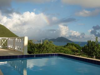 Villa with a view - Charlestown vacation rentals