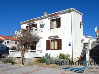 Lovely homey apartment Cola M4 for 4 persons in Novalja - Novalja vacation rentals