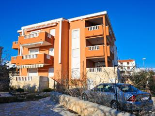 Apartment Jenny 3 for 6 persons on the second floor with great sea view in - Novalja vacation rentals