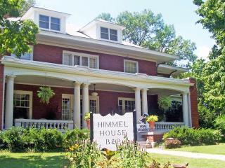 Himmel House Bed and Breakfast/Blair room - Pittsburg vacation rentals