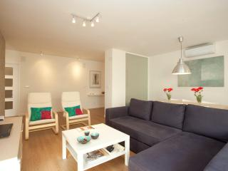 Sunny Apartment with A/C and Satellite Or Cable TV - Valencia vacation rentals