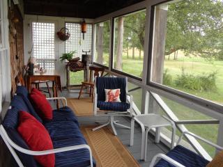 Salt Water Farm Cabin, Organic waterfront - Blue Hill vacation rentals