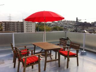 2 room Pkt wifi + Nexus 7 // 'Sakura ' - Machida vacation rentals