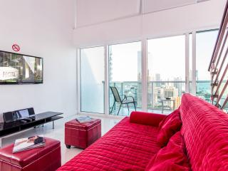 LUXURY 2 LEVEL LOFT IN THE HEART OF DOWNTOWN MIAMI - Florida South Atlantic Coast vacation rentals