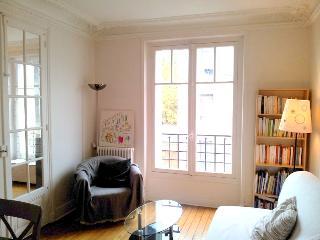 Attractive Paris Alesia apartment 55m2 5 sleeps - Paris vacation rentals