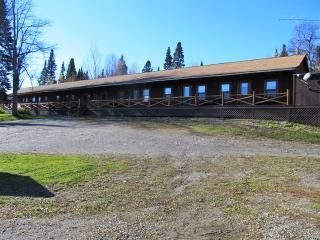 Cozy Log Cabin Lodge 1 in Pittsburg NH - Pittsburg vacation rentals