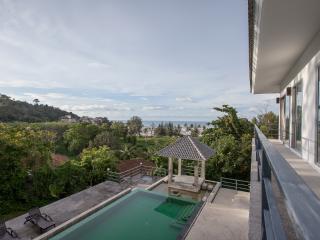Phuket Seaview Villa; walk to beach - Phuket vacation rentals