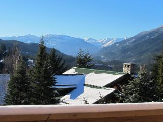 4 BR Ski In Ski Out with Spectacular Mountain View - Whistler vacation rentals