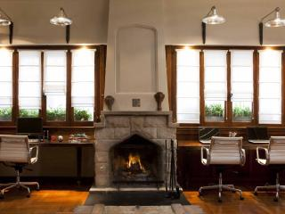 Fireplace, Terrace & High Ceilings in Historic Building (ID#703) - Buenos Aires vacation rentals