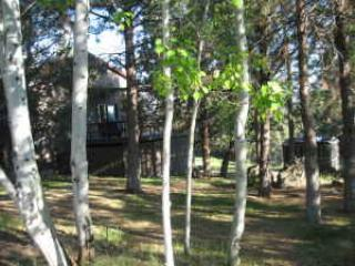 Front yard - Cabin Feel - City Close - Bend - rentals
