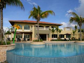 Luxury 5 Bedroom Villa at Los Lagos Palmas del Mar - Humacao vacation rentals