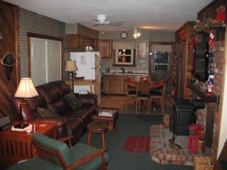1917 Roailroad cabin in quiet Skykomish Wa - Skykomish vacation rentals